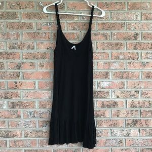 Other - Black swimsuit coverup